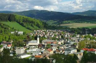 Есеник, Чехия, минеральные источники