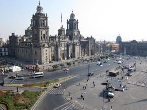 Мексика. Мехико