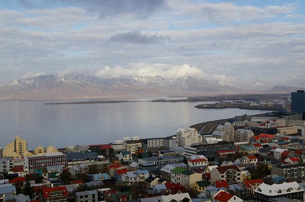 Рейкьявик. Исландия – одна из самых безопасных стран Европы.