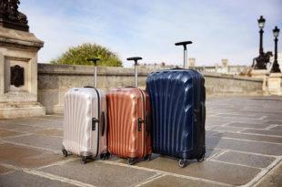 Система Track & Go не даст вашему чемодану потеряться