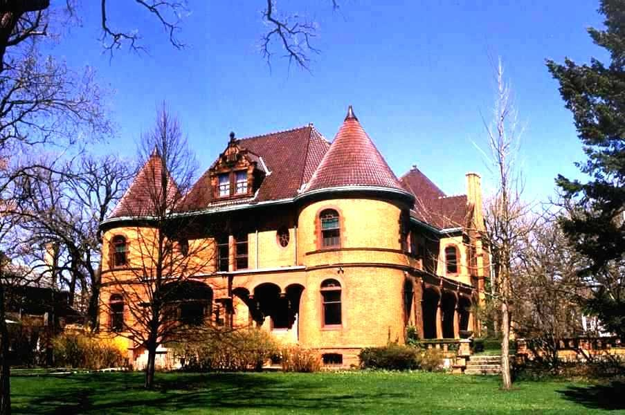 Evanston History Center (Dawes House)