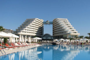Отели Турции пустуют