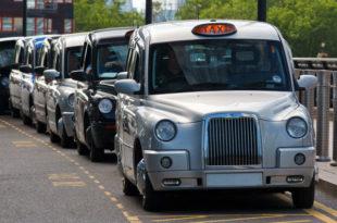 Такси в Лондоне обойдется в 9,2 евро