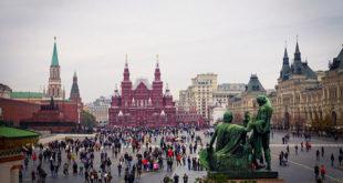 Что надо сделать французскому туристу в Москве?