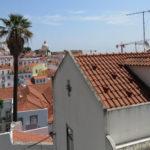 Красные крыши Алфамы