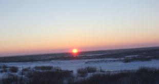 Поход за первым солнцем