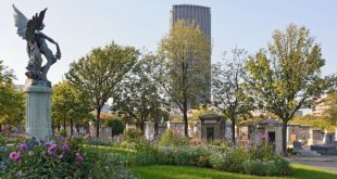 Алексей Каздым | Немного о кладбищах Парижа