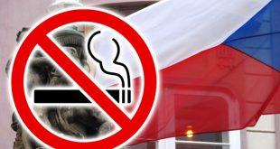 В Чехии полностью запретили курение в общественных местах