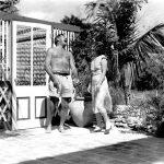 Эрнест и Паулин Хемингуэй. Ки-Уэст, Флорида, 1930 год