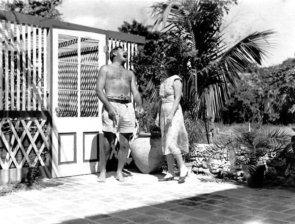 Дом Эрнеста Хемингуэя во Флориде