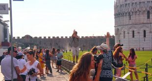 Туристические направления, которые чрезмерно популярны у туристов