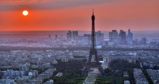 Франция – самая популярная страна у туристов по итогам 2016 года