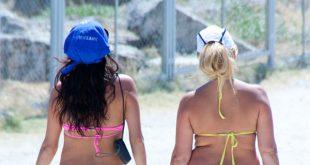 Хорватия запрещает туристам бикини